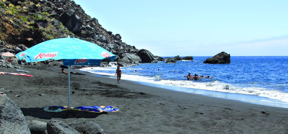 Playa de la Veta im Nordwesten von La Palma